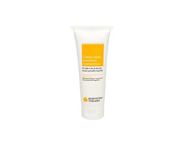 Biofficina Toscana Vyživující a ochranný krém na ruce (Nourishing And Protective Hand Cream) 75 ml (kBIT047) od www.kosmetika.cz