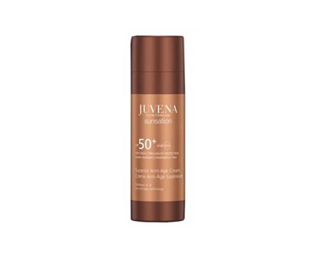 Juvena Pleťový krém na opalování SPF 50+ Sunsation (Superior Anti-Age Cream) 50 ml (kJU9100) od www.kosmetika.cz