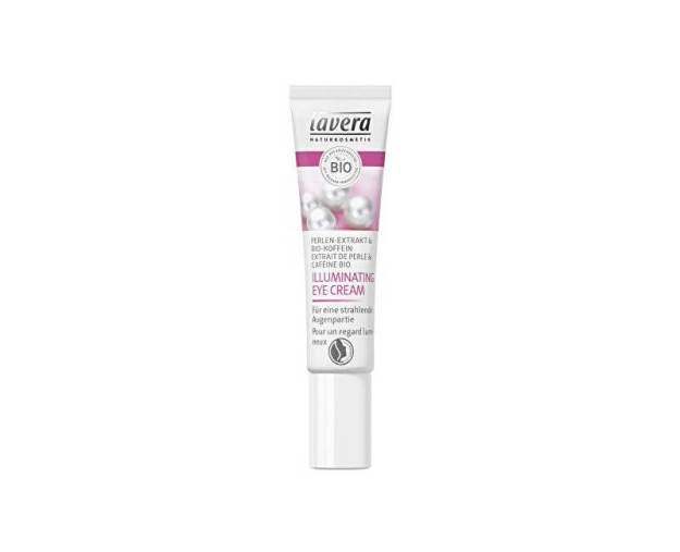 Rozjasňující oční krém Perlový extrakt & Bio kofein (Illuminating Eye Cream) 15 ml (kLV084) od www.prozdravi.cz
