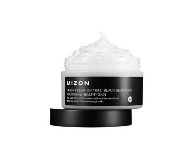 Regenerační a ozdravující výživná maska na zhrublou šupinatou pleť (Enjoy Fresh-On Time Black Bean Mask Nourishing Healthy Skin) 100 ml (kMZ031) od www.prozdravi.cz