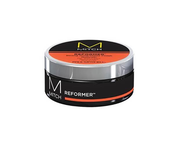 Modelovací pasta pro matný vzhled vlasů Mitch (Reformer Strong Hold Matte Finish) 85 g (kPM055) od www.prozdravi.cz