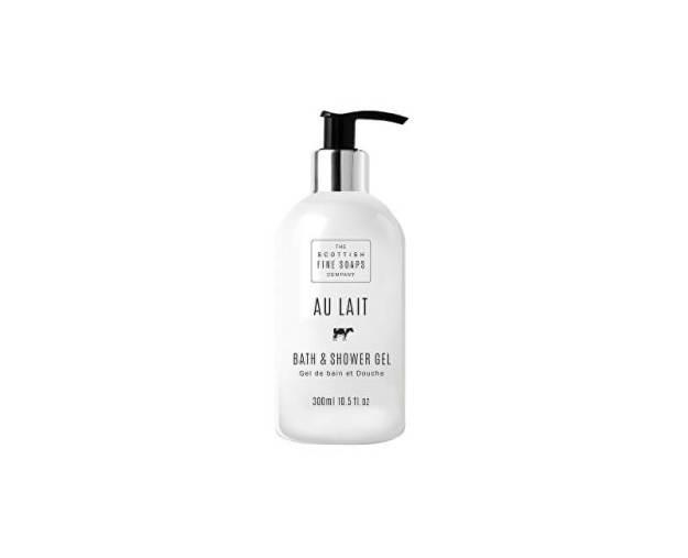 Scottish Fine Soaps Koupelový a sprchový gel Au Lait 300 ml (kSCO0053) od www.kosmetika.cz