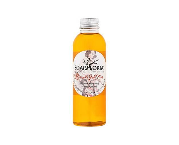 Soaphoria Tónovací tělový olej Bronzilla (Toning Body Oil) 150 ml - SLEVA - poškozené víčko a obal (kSLEVA1803) od www.kosmetika.cz