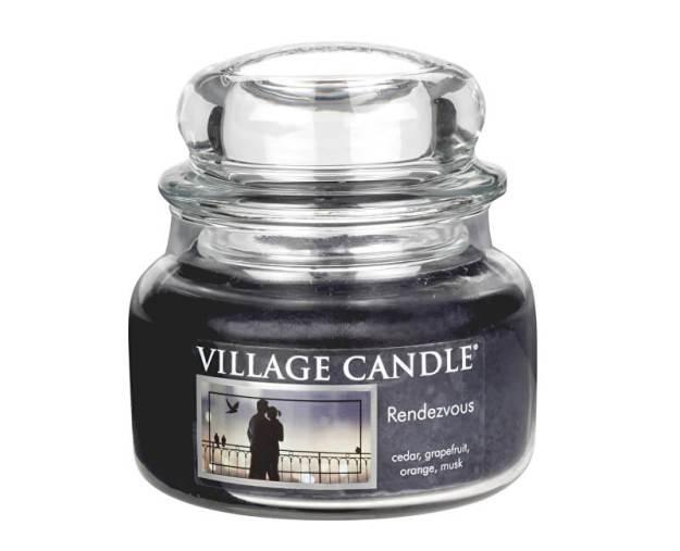 Village Candle Vonná svíčka ve skle Rande (Rendezvous) 269 g (kVIL0030) od www.kosmetika.cz