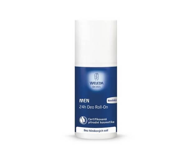 Kuličkový deodorant Men 24H (Deo Roll-On) 50 ml (kWD368) od www.prozdravi.cz