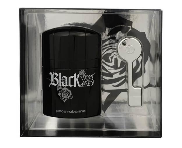 Paco Rabanne Black XS - EDT 50 ml + paměťová karta 512 MB (pPR168) od www.kosmetika.cz