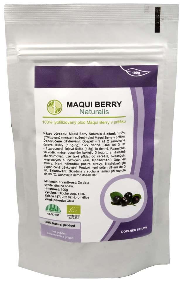 Naturalis Maqui Berry Naturalis 100 g (z43364) od www.kosmetika.cz
