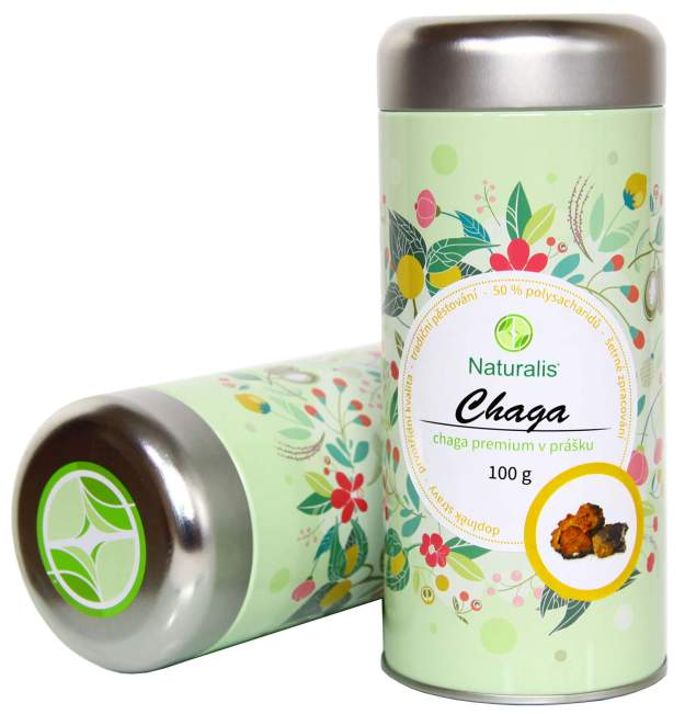 Naturalis Chaga Premium Naturalis 100 g (z52310) od www.kosmetika.cz