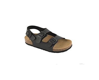 Zdravotní obuv AIR BAG B/S KID SynNub-J - černá (z52359) od www.prozdravi.cz