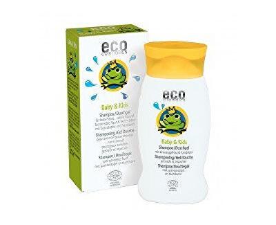Eco Cosmetics Dětský šampon a sprchový gel v jednom BIO 200ml (z53654) od www.kosmetika.cz
