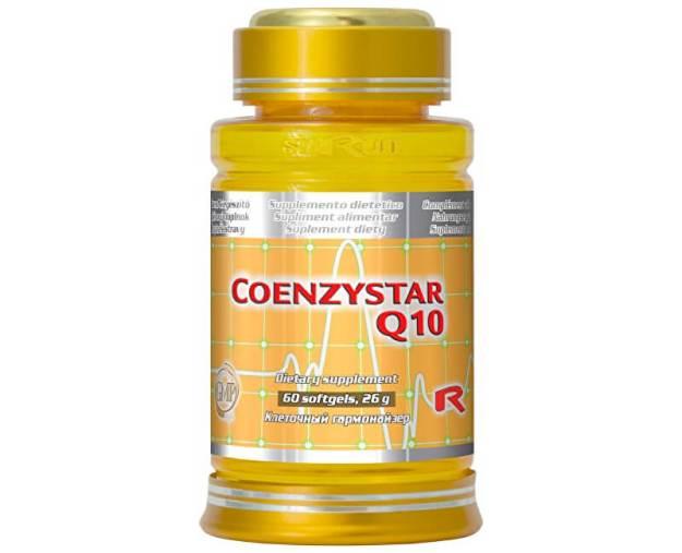 COENZYSTAR Q10 60 tob. (z37) od www.prozdravi.cz