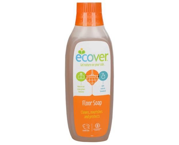 Ecover Prostředek na mytí podlah se svěží citrónovou vůní 1 l (z925) od www.kosmetika.cz