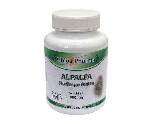 Alfalfa 600 mg  90 tbl. (z1144) od www.prozdravi.cz