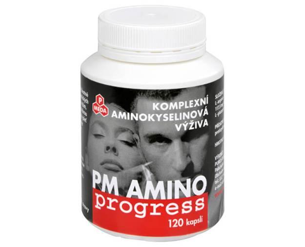PM Amino Progress 120 kapslí (z1488) od www.prozdravi.cz