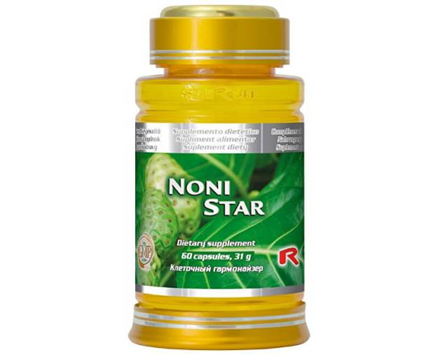 NONI STAR 60 kapslí (z2992) od www.prozdravi.cz