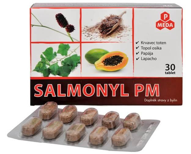 Salmonyl PM 30 tbl. (z2979) od www.prozdravi.cz