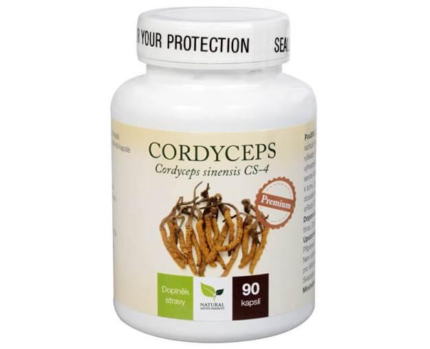 Cordyceps Premium 90 kapslí (z4628) od www.prozdravi.cz