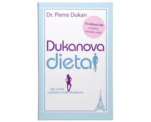 Dukanova dieta (Dr. Pierre Dukan) (z4591) od www.prozdravi.cz