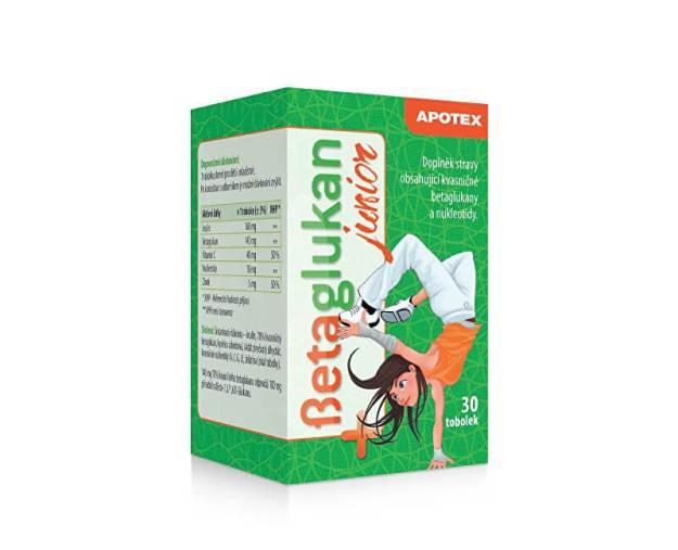 Betaglukan JUNIOR 100 mg 30 tob. (z16130) od www.prozdravi.cz