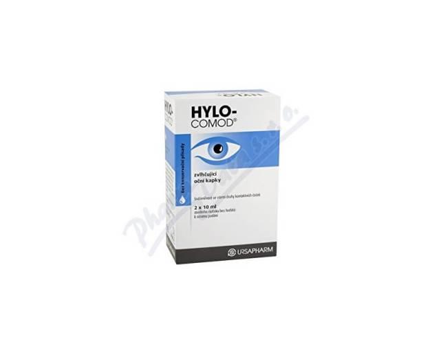 Hylo-Comod 2x10 ml (z39639) od www.prozdravi.cz