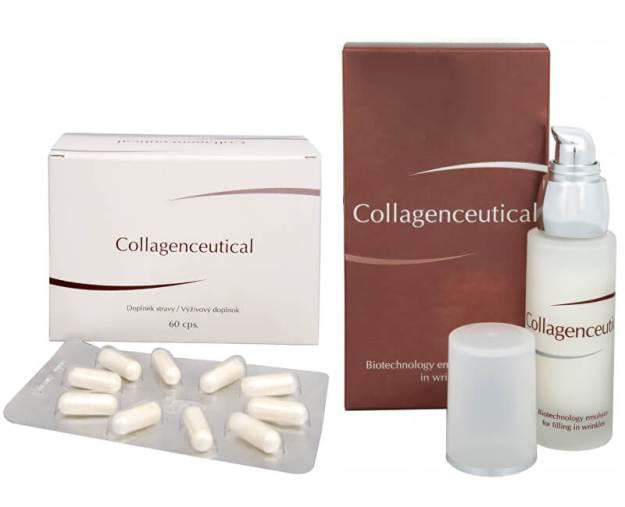 Herb Pharma Collagenceutical - biotechnologická emulze na vyplnění vrásek 30 ml + Collagenceutical 60 kapslí ZDARMA (z41906) od www.kosmetika.cz