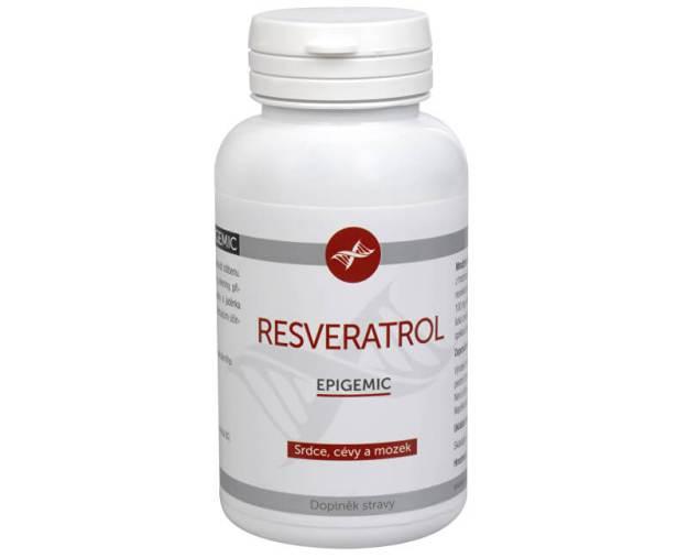 ResveratrolEpigemic 60 kapslí (z43537) od www.prozdravi.cz