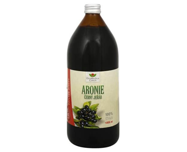 Arónie - 100% šťáva z plodu aronie černoplodé 1000 ml (z44079) od www.prozdravi.cz