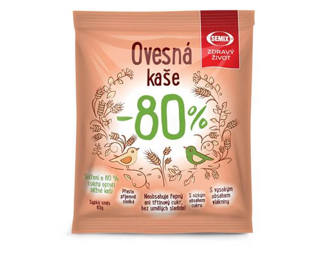 Ovesná kaše -80%  65 g (z44414) od www.prozdravi.cz