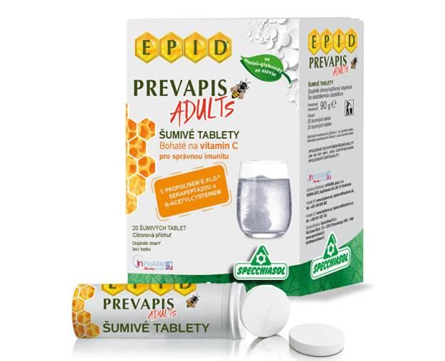 Prevapis Adult šumivé tablety 20 ks (z45171) od www.prozdravi.cz