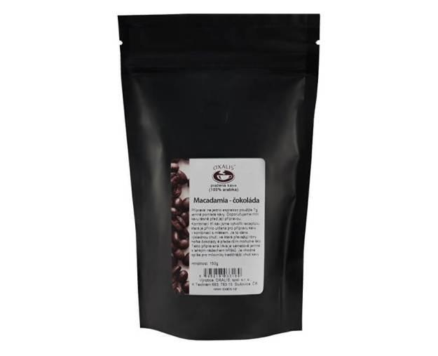 Káva mletá  Macadamia - čokoláda 150g (z49609) od www.prozdravi.cz