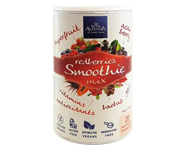 Redberries smoothie mix 140g (z49622) od www.prozdravi.cz