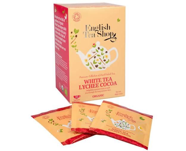 Bílý čaj s liči a kakaem 20 sáčků (z50437) od www.prozdravi.cz