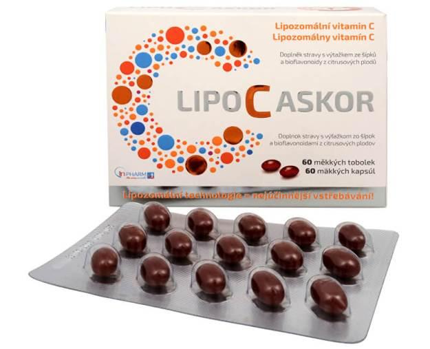 LIPO-C-Askor 60 tobolek (z50126) od www.prozdravi.cz