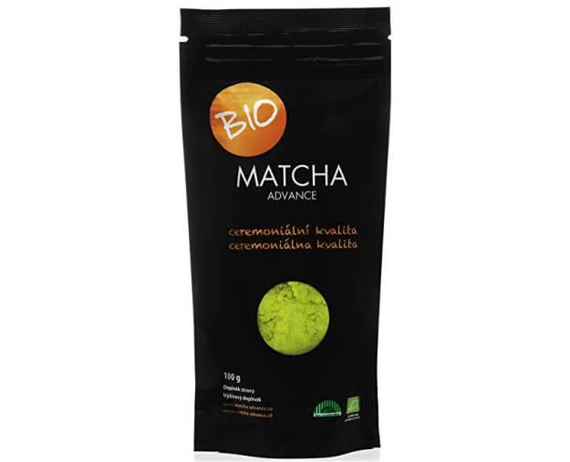 Advance nutraceutics BIO Matcha ADVANCE 100 g (z51813) od www.kosmetika.cz