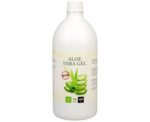 Natural Medicaments Aloe Vera gel 1000 ml (z52371) od www.kosmetika.cz
