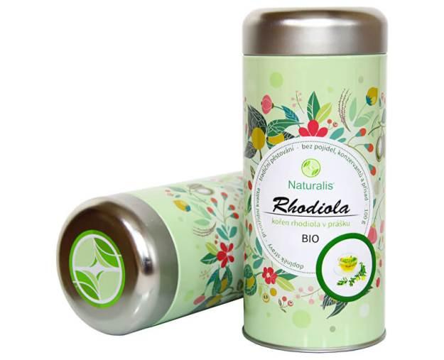 Rhodiola Naturalis BIO 100 g (z52313) od www.prozdravi.cz