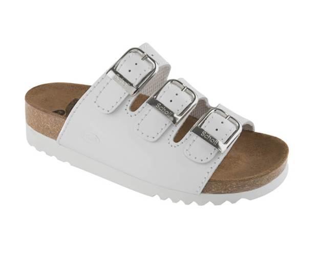 Zdravotní obuv RIO WEDGE AD Lea-W - bílá (z52356) od www.prozdravi.cz