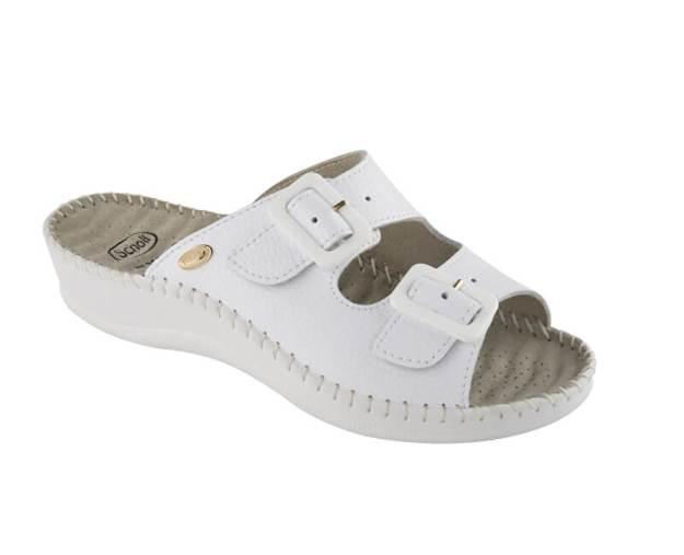 Zdravotní obuv WEEKEND -bílá (z52347) od www.prozdravi.cz