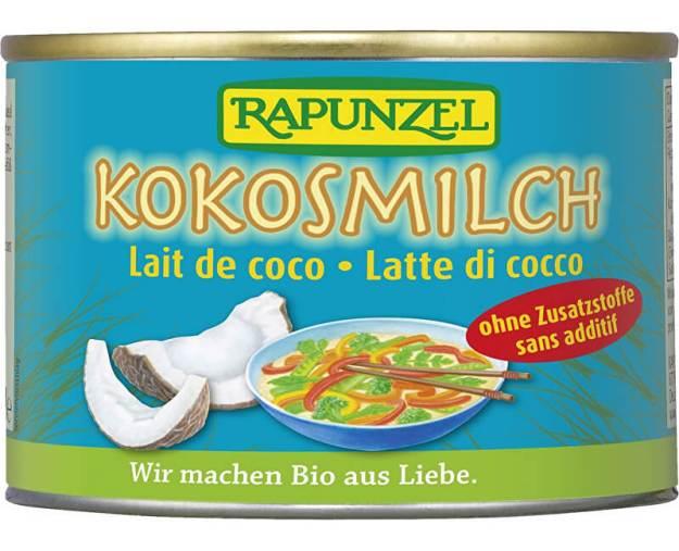 Bio kokosové mléko RAPUNZEL 200 ml (z53449) od www.prozdravi.cz