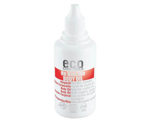 Eco Cosmetics Repelentní tělový olej BIO proti komárům a dalšímu hmyzu 50ml (z53670) od www.kosmetika.cz