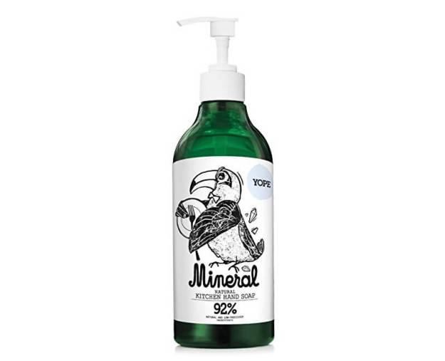Yope Tekuté kuchyňské mýdlo Minerální 500 ml (z53616) od www.kosmetika.cz