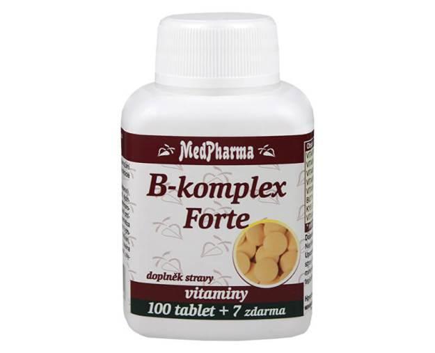 B-komplex Forte 100 + 7 tablet ZDARMA (z54126) od www.prozdravi.cz