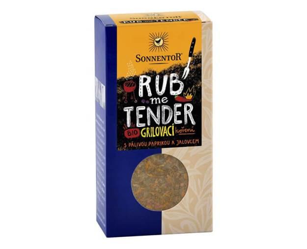 Bio Rub me Tender - grilovací koření na maso (pikantní) 60g (z54778) od www.prozdravi.cz