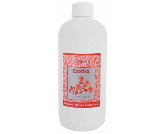Bio Wellness exkluzivní tělový a masážní olej - Exotika 250 ml (z54836) od www.prozdravi.cz