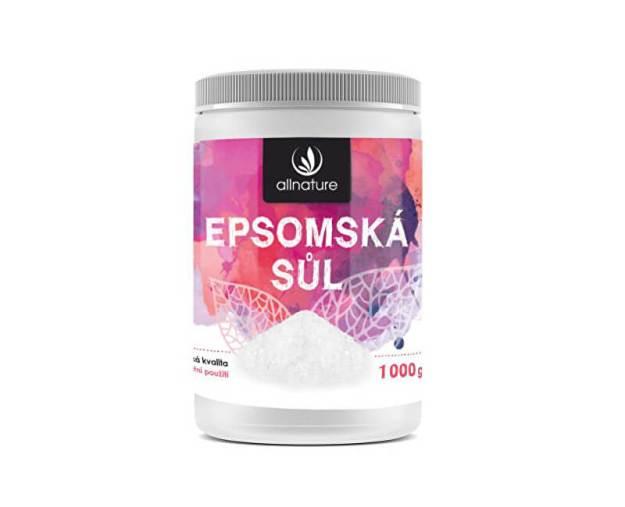 Epsomská sůl 1000 g (z54985) od www.prozdravi.cz