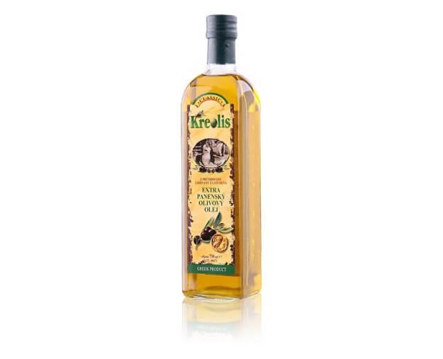 Extra panenský olivový olej Kreolis 0,75l (z54964) od www.prozdravi.cz