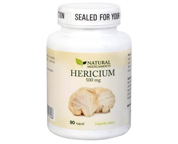 Hericium 500 mg 90 kapslí (z54988) od www.prozdravi.cz