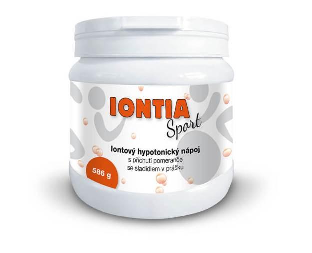 Iontia Sport s příchutí pomeranče 76 porcí (z54879) od www.prozdravi.cz