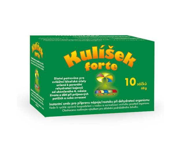 Kulíšek Forte 10 sáčků (z54884) od www.prozdravi.cz