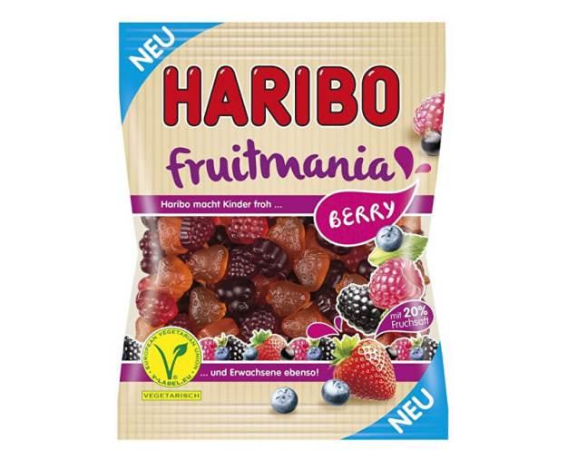 Ovocné želé fruitmania berry 85g (z54797) od www.prozdravi.cz